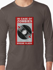 Emergency Zombie Weapons - Electro Long Sleeve T-Shirt