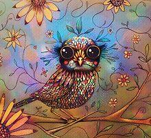 little love bird by © Karin Taylor
