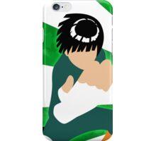 iRock Lee iPhone Case/Skin