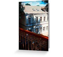 Tartu Greeting Card