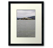Frisco San Francisco 8 Framed Print