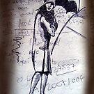 Umbrella by Lisa Stead