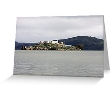 Frisco San Francisco 9 Greeting Card