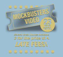 Mockbusters Video One Piece - Short Sleeve
