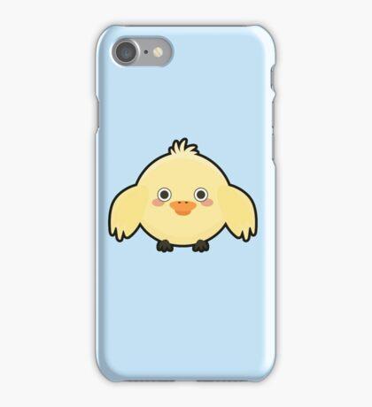 Kawaii Chick iPhone Case/Skin