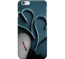 Just A Papercut iPhone Case/Skin