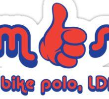 Thumbs Up! Logo Sticker