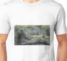 Red Legged Partridge. Unisex T-Shirt