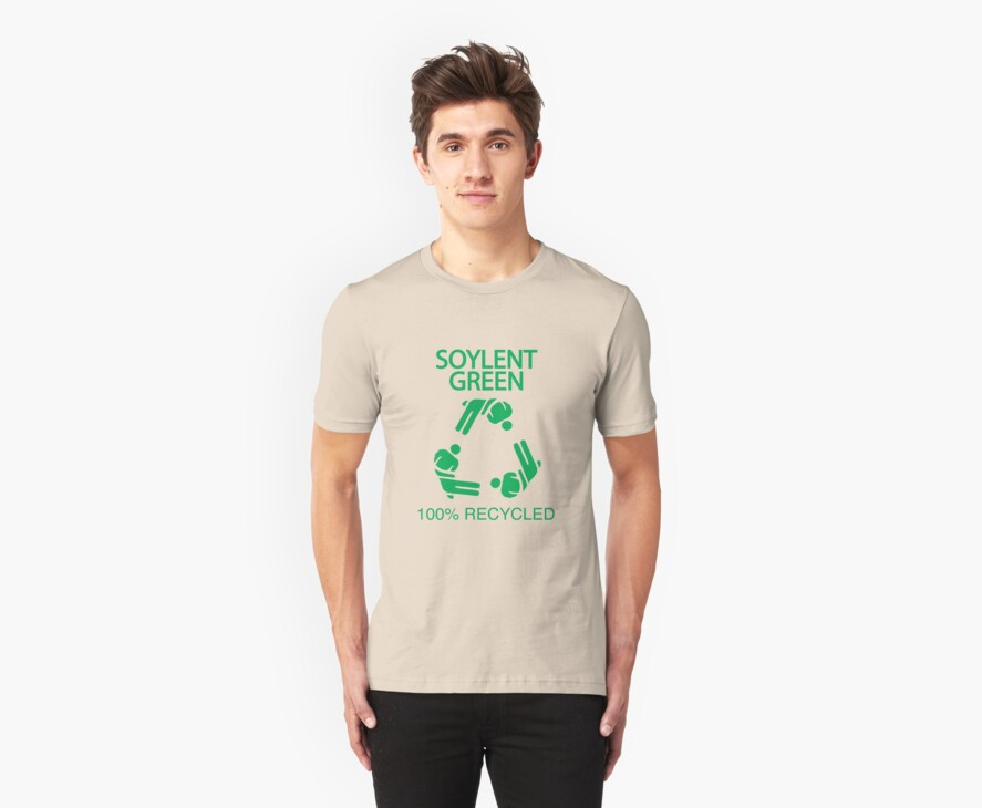 Soylent Green by velocityimg