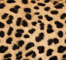 Cheetah hide - middle pattern by KRDesign