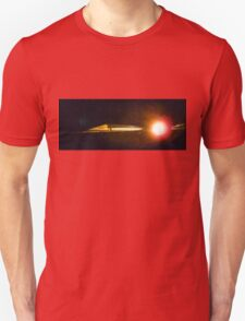 Night Bridge Exposure Unisex T-Shirt