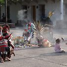 Indian ceremony - All Souls' Day II by Bernhard Matejka