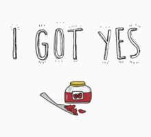 "BTS Bangtan Jimin ""I Got Yes Jams"" Milky Design by momomoworld"