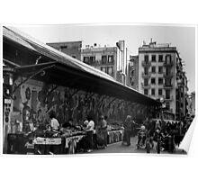 Old Market Poster