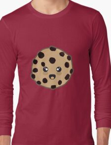 Kawaii Cookie Long Sleeve T-Shirt