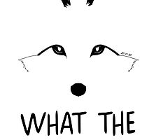 What the Fox ?  by artetbe