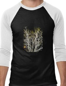 Iceland Tree 1 Men's Baseball ¾ T-Shirt