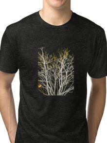 Iceland Tree 1 Tri-blend T-Shirt