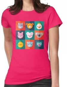 Pet Parade Womens Fitted T-Shirt