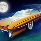 Fly Me to the Moon....Rocket 88 by flyrod
