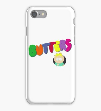 Butters South Park iPhone Case/Skin