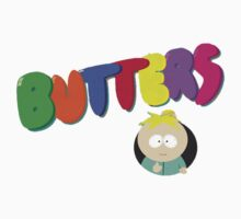 Butters South Park Kids Clothes