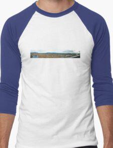 panoramic 1 Men's Baseball ¾ T-Shirt