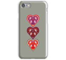 Folk Heart 1 iPhone Case/Skin