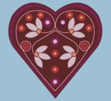 Folk Heart 2 by venitakidwai1