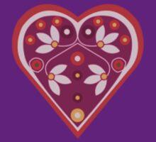 Folk Heart 3 by venitakidwai1