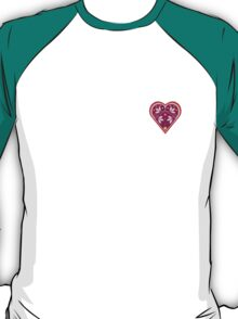 Folk Heart 3 T-Shirt
