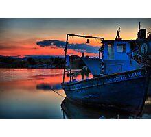 Port View Photographic Print