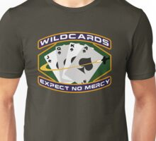 Wildcards Expect No Mercy Unisex T-Shirt