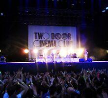 Two Door Cinema Club, Tennents Vital 2011 by colettelydon
