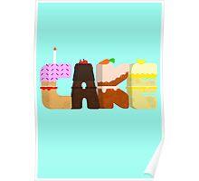 CAKE! Poster
