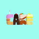 CAKE! by Steampunkd