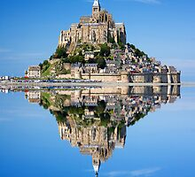 Mont St Michel by Steve Woods