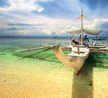 Bangka Sa Baybay Ng Dagat by Yhun Suarez