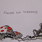 Field of Dreams by leunig