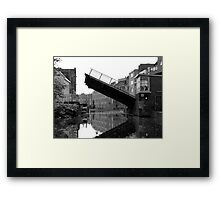 Bridge Number 6 Framed Print