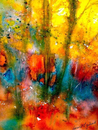 Autumn Lyric by ©Janis Zroback