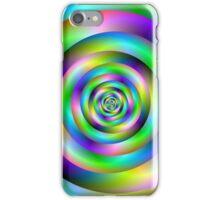 Wonky Ring Spiral iPhone Case/Skin