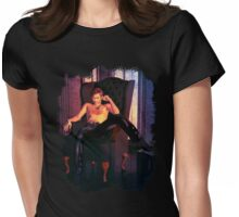 Just Vincent... Womens Fitted T-Shirt