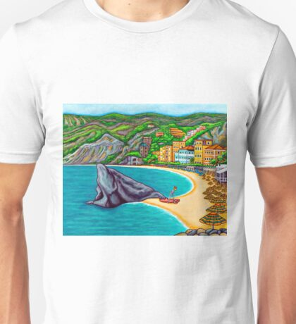 Colours of Monterosso T-Shirt