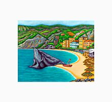 Colours of Monterosso Unisex T-Shirt