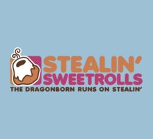 Stealin' Sweetrolls Kids Tee