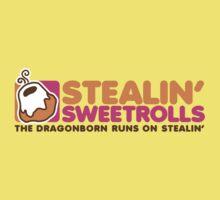 Stealin' Sweetrolls Kids Tee
