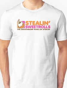 Stealin' Sweetrolls T-Shirt
