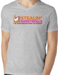 Stealin' Sweetrolls Mens V-Neck T-Shirt