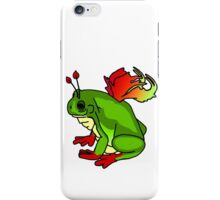 Fairy Frog iPhone Case/Skin